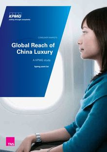 Global Reach of  China Luxury