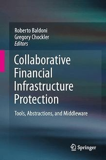 Collaborative Financial Infrastructure Protection