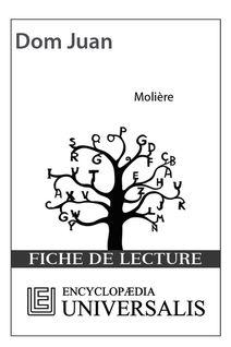Dom Juan de Molière (Les Fiches de lecture d