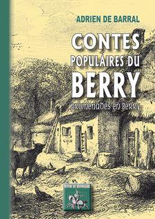Contes populaires du Berry - Adrien De Barral