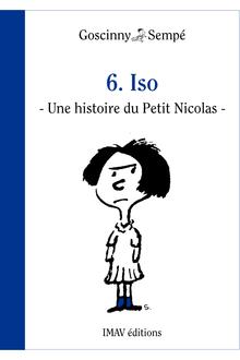 Iso de Jean-Jacques Sempé, René Goscinny - fiche descriptive