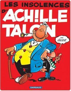 Achille Talon - Tome 7 - Insolences d