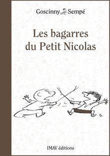 Les bagarres du Petit Nicolas de René Goscinny, Jean-Jacques Sempé - fiche descriptive