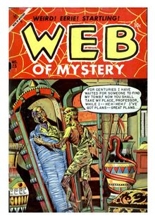 Web Of Mystery 023