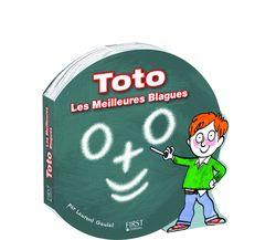 Les meilleures blagues de Toto - Laurent GAULET