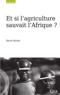 Et si l'agriculture sauvait l'Afrique ? de Hervé Bichat - fiche descriptive