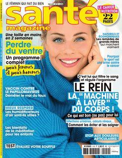 Santé Magazine du 01-02-2019 - Santé Magazine
