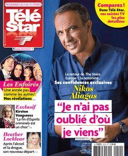Télé Star du 04-02-2019 - Télé Star