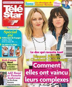 Télé Star du 01-07-2019 - Télé Star