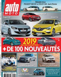 Auto Moto du 13-12-2018 - Auto Moto