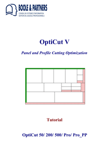 OptiCut V - Tutorial