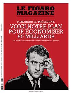 Le Figaro Magazine du 12-04-2019 - Le Figaro Magazine