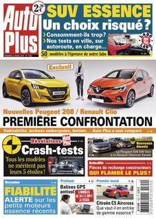 Auto Plus du 12-03-2019 - Auto Plus