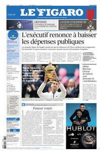 Le Figaro du 15-07-2019 - Le Figaro