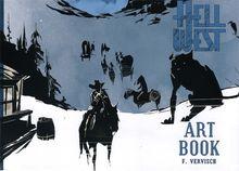 Lire Art Book Hell West de Vervisch