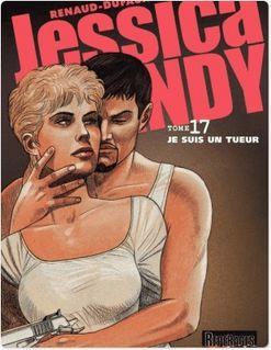 Jessica Blandy - Tome 17 - Je suis un tueur - Jean Dufaux