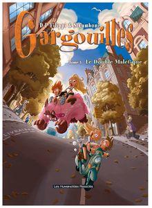 Gargouilles #5 : Le Double maléfique