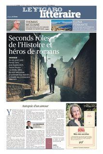 Figaro Littéraire du 14-02-2019
