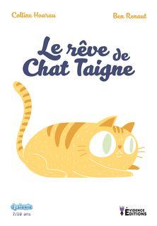 Le rêve de chat Taigne - Colline Hoarau