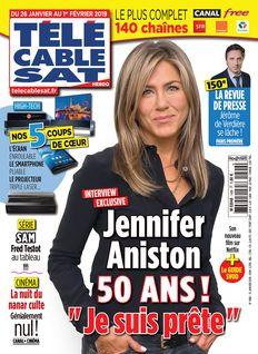 Télécâble Sat Hebdo du 24-01-2019 - Télécâble Sat Hebdo