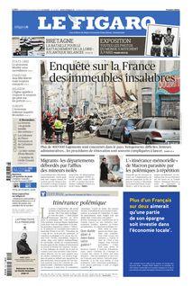 Le Figaro du 09-11-2018 - Le Figaro