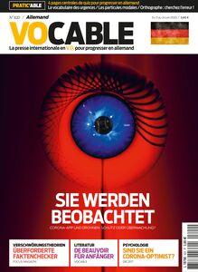 Magazine Vocable Allemand -  Du 11 au 24  juin 2020