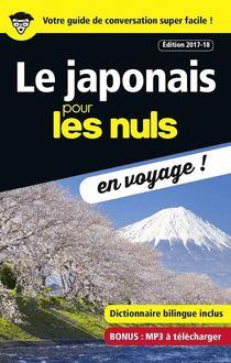 Le japonais pour les Nuls en voyage ! NE