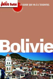 Bolivie 2016 Carnet Petit Futé (avec cartes, photos + avis des lecteurs) de Dominique Auzias, Jean-Paul Labourdette - fiche descriptive