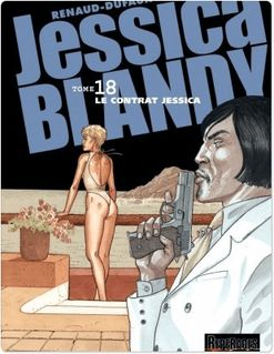 Jessica Blandy - Tome 18 - Le Contrat Jessica - Jean Dufaux