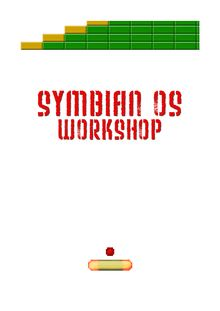 Symbian OS Workshop