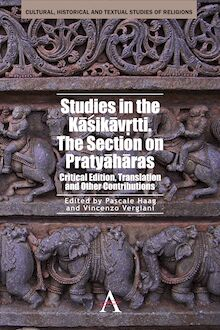 Studies in the Kasikavrtti. The Section on Pratyaharas