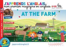 J'apprends l'Anglais n°89 - January – February 2021