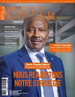 African Banker, Le Magazine de la banque et la finance du 03-06-2019 - African Banker, Le Magazine de la banque et la finance