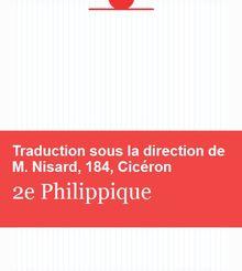 2e Philippique