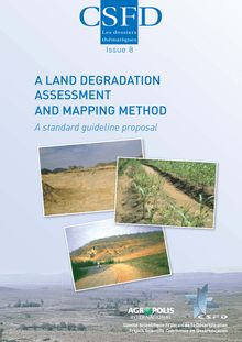 A land degradation assessment and mapping method. A standard guideline proposal