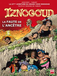 Lire La faute de l'ancêtre - Album 27 de Jean Tabary