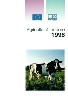 Agricultural income 1996