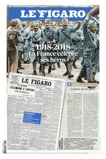 Le Figaro du 10-11-2018 - Le Figaro