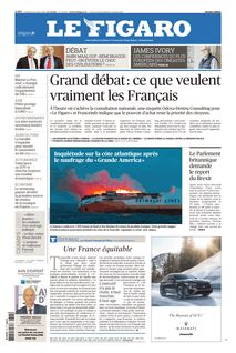Le Figaro du 15-03-2019