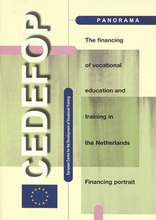The financing of vocational education and training in the Netherlands