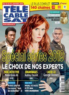 Télécâble Sat Hebdo du 10-01-2019