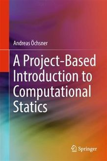 A Project-Based Introduction to Computational Statics