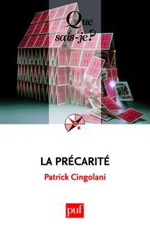 La précarité de Patrick Cingolani - fiche descriptive