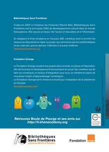 Khan Academy - Brochure - Enseignants/Professeurs