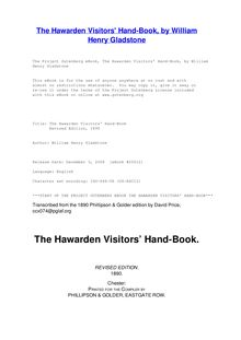 The Hawarden Visitors