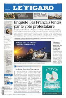 Le Figaro du 10-10-2019