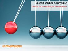 Bac 2014 Fiche Physique Newton