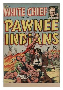White Chief of the Pawnee Indians nn -JVJ