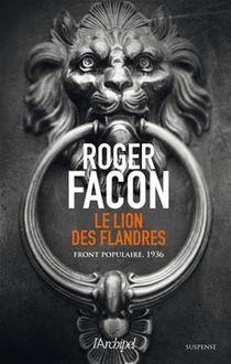 Le lion des flandres de Roger Facon - fiche descriptive