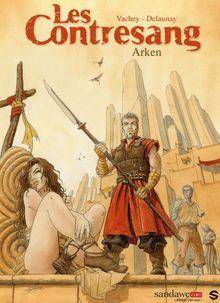 Les Contresang - 1 - Arken de Olivier Vachey - fiche descriptive